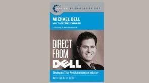 """Em """"Direct From Dell"""" (""""Direto da Dell"""", em português), o presidente e fundador da Dell, Michael Dell, explica como ele cresceu no ramo e fala sobre sua teoria por trás do seu estilo de gestão."""